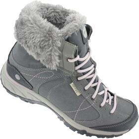 Hi-Tec Equilibrio Bellini Snug 200 I WP Chaussures Femme, Cool Grey/Violet Ice